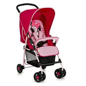 3.Hauck Sport Disney Minnie Pink II