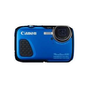 1.Canon PowerShot D30