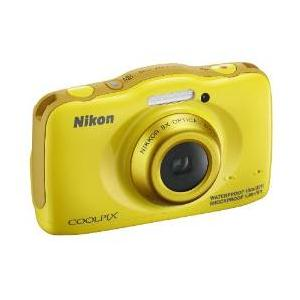 2. Nikon Coolpix S32