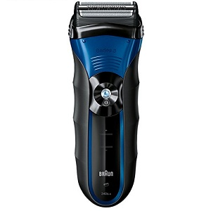 2.Braun Series 3 340s-4 Wet & Dry