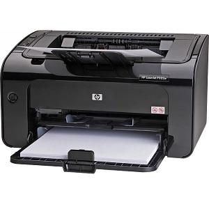 2.HP LaserJet Pro P1102w