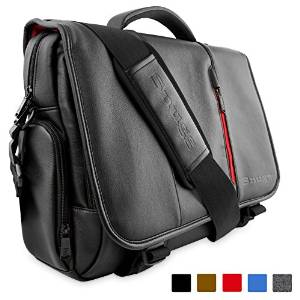 2.Snugg Snugg Messenger Laptop Bag