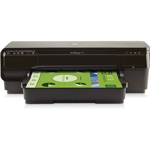 4.HP Officejet 7110