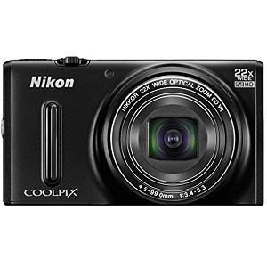 4.Nikon Coolpix S9600