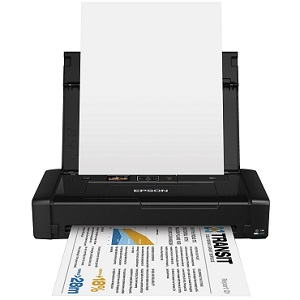 1.Epson Workforce WF-100W