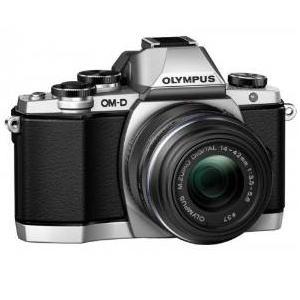 1.Olympus OM-D E-M10