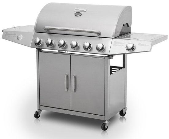 I migliori barbecue a gas classifica e recensioni del - Barbecue da esterno a gas ...