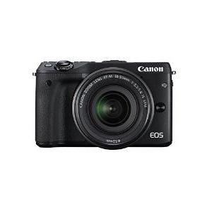 4.Canon EOS M3