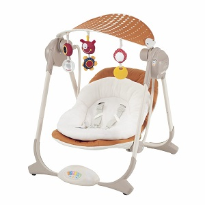 5.Chicco Polly Swing