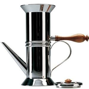 Le migliori caffettiere napoletane classifica e for Caffettiera napoletana alessi