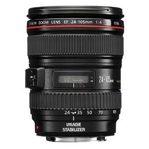 4.Canon EF 24-105mm 1-4,0 L IS USM