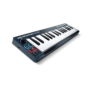 4.M-Audio Keystation Mini 32 II