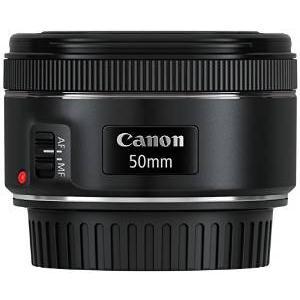 5.Canon EF 50 mm f-1.8 STM