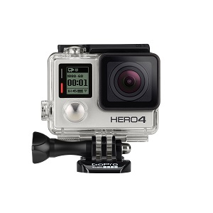 1.GoPro HERO4 Silver Edition Adventure Videocamera