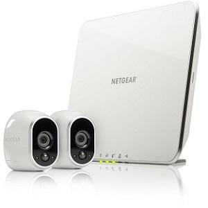 2.Netgear Arlo VMS3230-100EUS Kit Sicurezza Domestica