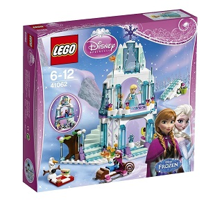 4.LEGO Disney Princess 41062