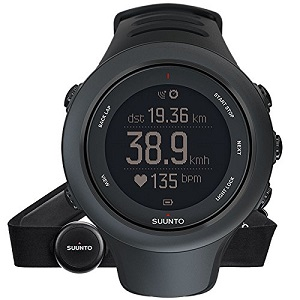 4.Suunto Ambit3 Sports HR Orologio con Gps
