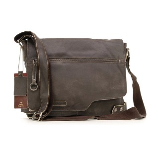7.Borsa Messenger Ashwood in pelle - Camden – 8353