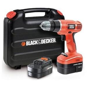 3.Black & Decker EPC12CABK-QW