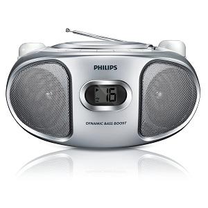4.Philips AZ105S