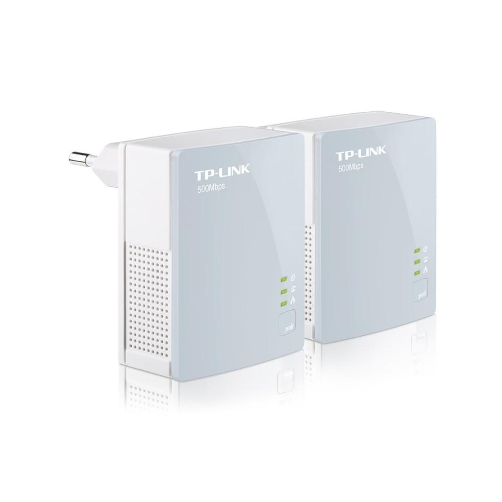 1. TP-LINK TL-PA411 KIT Powerline AV500