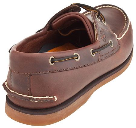 Mens Boat Shoe Boots