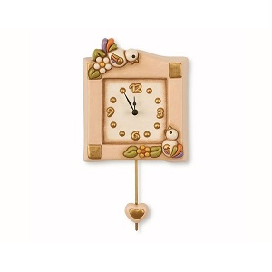 I migliori orologi da parete classifica e recensioni del for Orologio pendolo thun