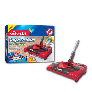 La migliore scopa elettrica recensioni e classifica del for Vileda 123186