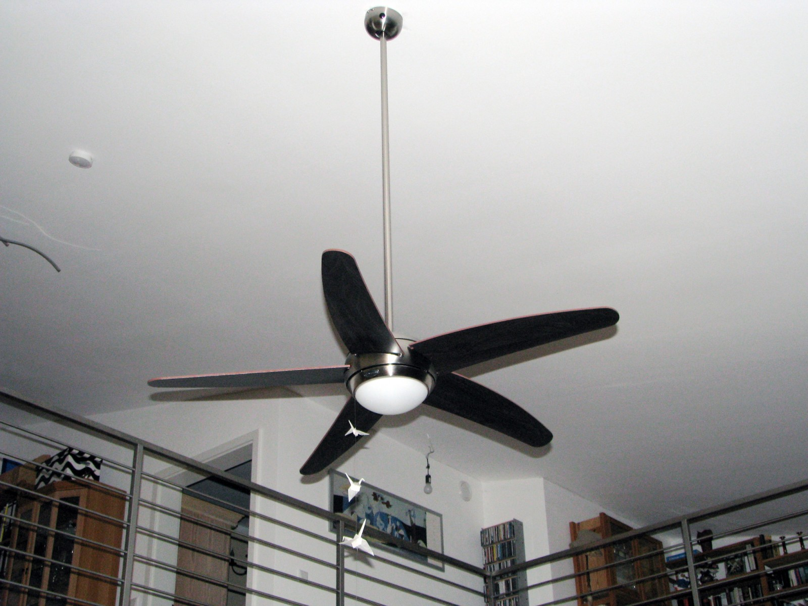 Schema Elettrico Per Ventilatore Da Soffitto : Come installare un ventilatore da soffitto ventilatoredasoffitto
