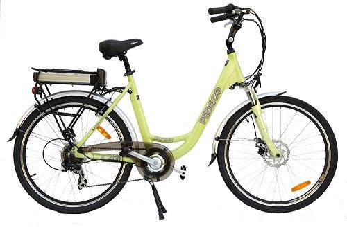 Bicicletta elettrica pedeco 56032 opinioni prezzo del for Bici elettrica assistita