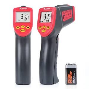 3.Termometro a infrarossi, termometro del laser Blustmart