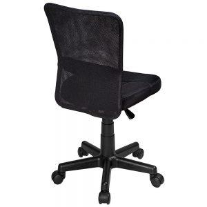 Le migliori sedie da ufficio con ruote classifica del for Sedia da ufficio ortopedica