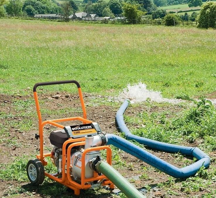 Le migliori pompe per acqua classifica e recensioni del for Pompa per irrigazione