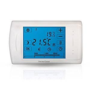 Il miglior termostato recensioni e classifica del aprile 2018 for Termostato touchscreen gsm vimar 02906