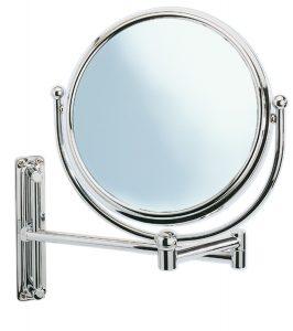 Specchio ingranditore per bagno wenko 3656211100 opinioni prezzo di novembre 2018 - Specchio ingranditore bagno ...