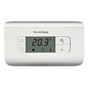 I migliori termostati digitali classifica del aprile 2018 for Fantini cosmi c57 prezzo
