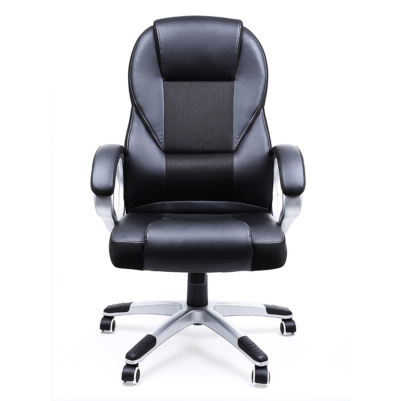 Le migliori sedie ergonomiche da ufficio classifica del for Scrivania economica ufficio