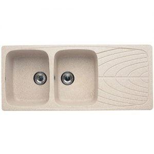 Lavandino per cucina Elleci Master 500 LC LGM50051 : Opinioni ...