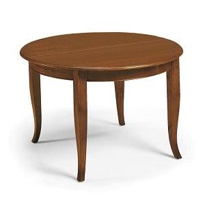 I migliori tavoli rotondi allungabili classifica del for Migliori tavoli allungabili