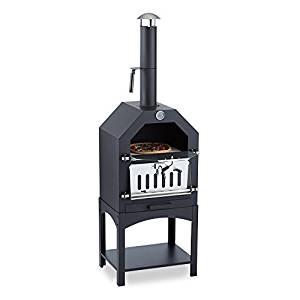 I migliori forni per pizza da esterno classifica del aprile 2018 - Pietra per forno elettrico ...