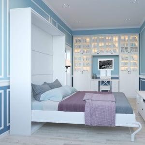i migliori letti matrimoniali a scomparsa classifica del. Black Bedroom Furniture Sets. Home Design Ideas
