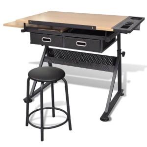 I migliori tavoli da disegno inclinabili classifica del novembre 2017 - Table de dessin ikea ...