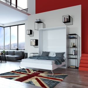 i migliori letti matrimoniali a scomparsa classifica del aprile 2018. Black Bedroom Furniture Sets. Home Design Ideas