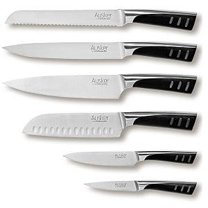 I migliori set di coltelli da cucina professionali classifica del gennaio 2018 - Migliori coltelli da cucina ...