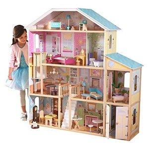 Le migliori case delle bambole in legno classifica del for Migliori costruttori case in legno