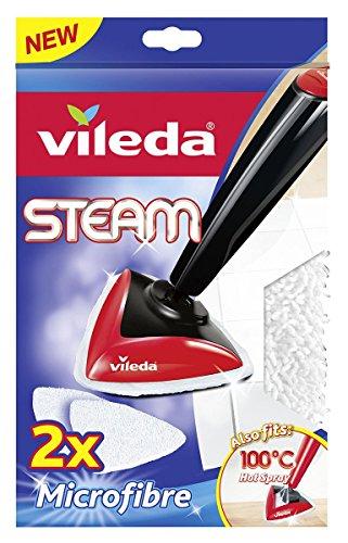 8 Pezzi-Triangolo Gudotra 8 Pezzi Panni Ricambio per Black /& Decker Scopa a Vapore Steam Mop in Microfibra FSMP20 FSMH1321JMD FSM1500 FSM1600 FSM1610 FSM1620 FSM1621 FSM1630 FSMH162
