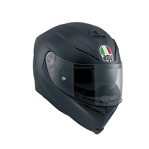 AGV k5-s lucentezza NERO MOTO CASCO MOTO