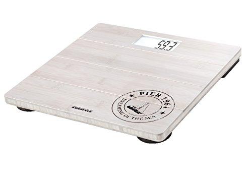 SOEHNLE Pino White Digital-PERSONE-BILANCIA fino a 180-kg Bianco Nuovo