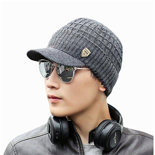▷ I migliori berretti di lana da uomo. Classifica e Recensioni del ... fb33ae63068f