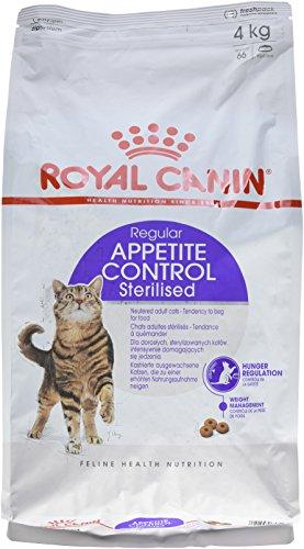 controllo del peso cibo per gatti secco